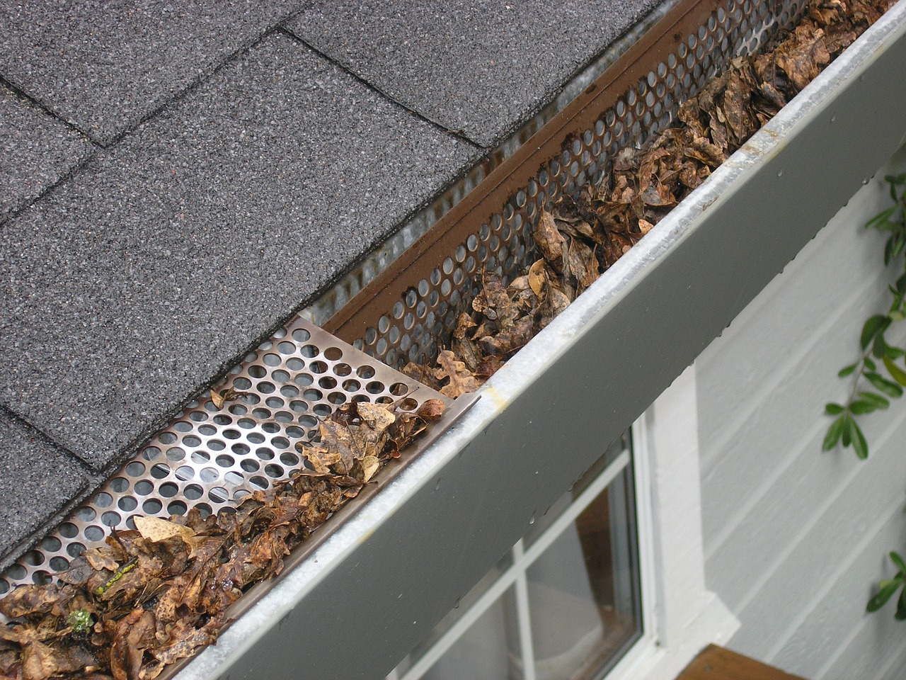 Cleaning Out Your Gutter System Accl Waterproofing