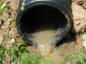 Waterproofing methods gravity drain